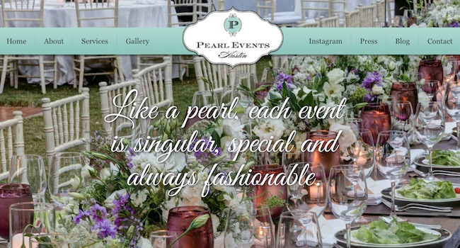 Pearl Events Austin